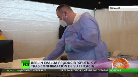 Europa, cada vez más cerca de la vacuna rusa Sputnik V contra el covid-19 tras confirmarse su eficacia