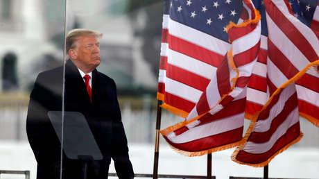 Trump vuelve a la carga y planea nuevos mitines cinco meses después de su última alocución tras el asalto del Capitolio