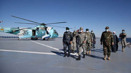 """El máximo líder militar de Irán promete una """"respuesta aplastante a cualquier amenaza"""""""
