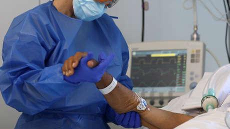 Hospital de México da de alta al primer infectado por la cepa de coronavirus británica en el país