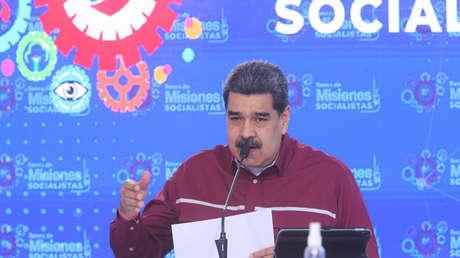 """Maduro, tras el informe sobre las sanciones estadounidenses: """"Han vulnerado el estado de bienestar de los venezolanos y el ingreso nacional"""""""