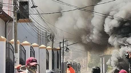 """Indignación y protestas en Honduras por la muerte de la joven Keyla Martínez bajo custodia de la Policía, que había reportado un """"suicidio"""""""