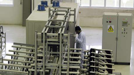 El OIEA afirma que Irán inició la producción de uranio metálico