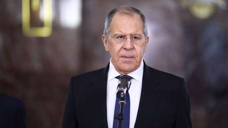 Lavrov comenta la posible ruptura de relaciones con la UE si esta se produce por iniciativa del bloque