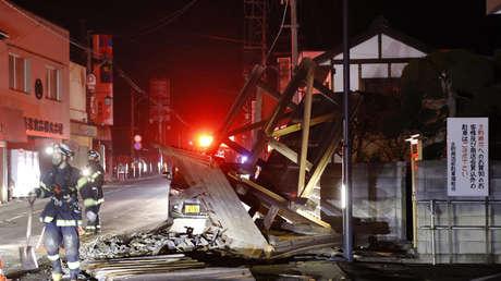 El sismo que sacudió Fukushima este sábado podría ser una réplica del Gran Terremoto del Este de Japón de 2011