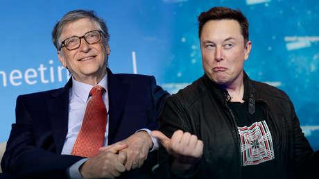 """""""No soy marciano"""": Bill Gates explica por qué gasta dinero en vacunas, y no en cohetes como Elon Musk"""