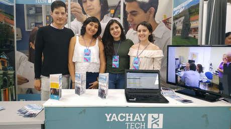 Pañales a partir de residuos de la caña de azúcar: la ingeniosa idea de una ecuatoriana para hacer un producto más amigable con el medioambiente