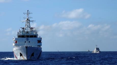 EE.UU. advierte que la nueva ley de la Guardia Costera  de China podría intensificar las disputas marítimas