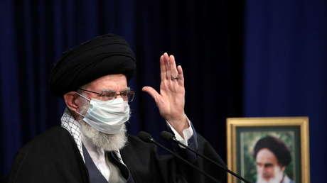 El ayatolá Alí Jameneí afirma que Irán enriquecerá uranio hasta el 60% si lo desea