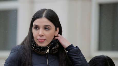 Detienen en EE.UU. a Emma Coronel, esposa de Joaquín 'El Chapo' Guzmán, acusada por tráfico de drogas y de coordinar la fuga del capo mexicano