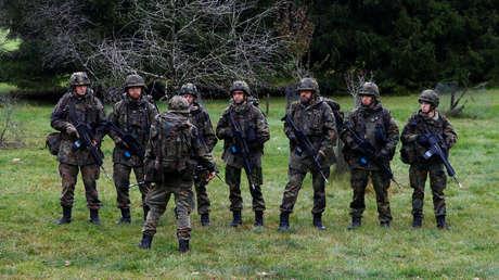 Soldados de las Fuerzas Especiales alemanas ponen al FBI en alerta antiterrorista por su extraña visita a un hospital en Arizona
