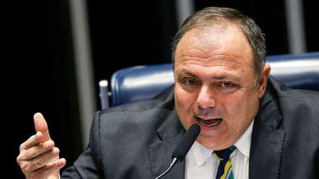 El ministro de Salud de Brasil advierte que el país enfrenta una nueva etapa de la pandemia con un virus mutado que triplica su potencial contaminante