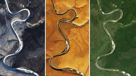 Imágenes satelitales del norte de Siberia dejan perpleja a la NASA (FOTOS)