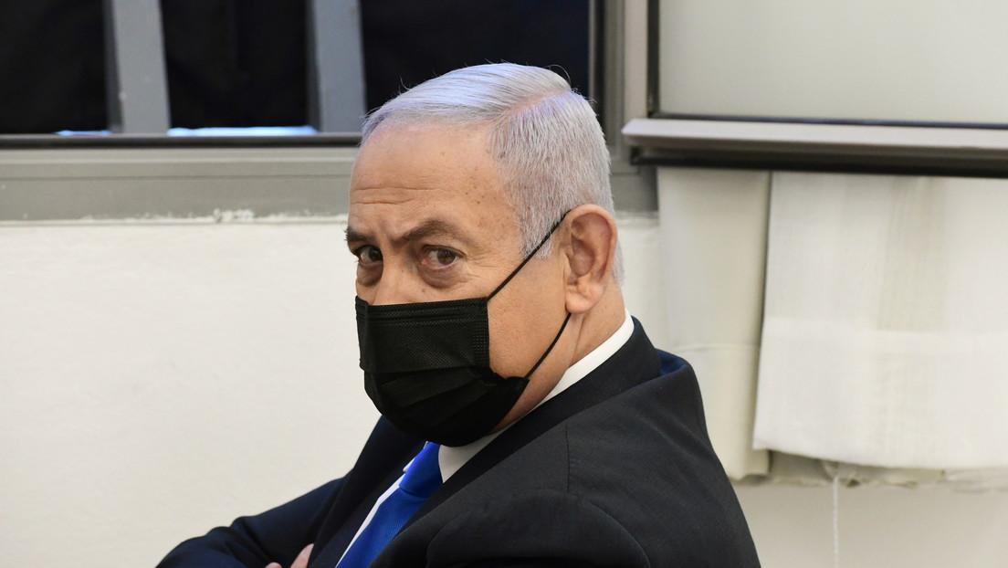 """Netanyahu afirma que Irán """"claramente"""" está detrás de la explosión de un barco de propiedad israelí en el golfo de Omán"""