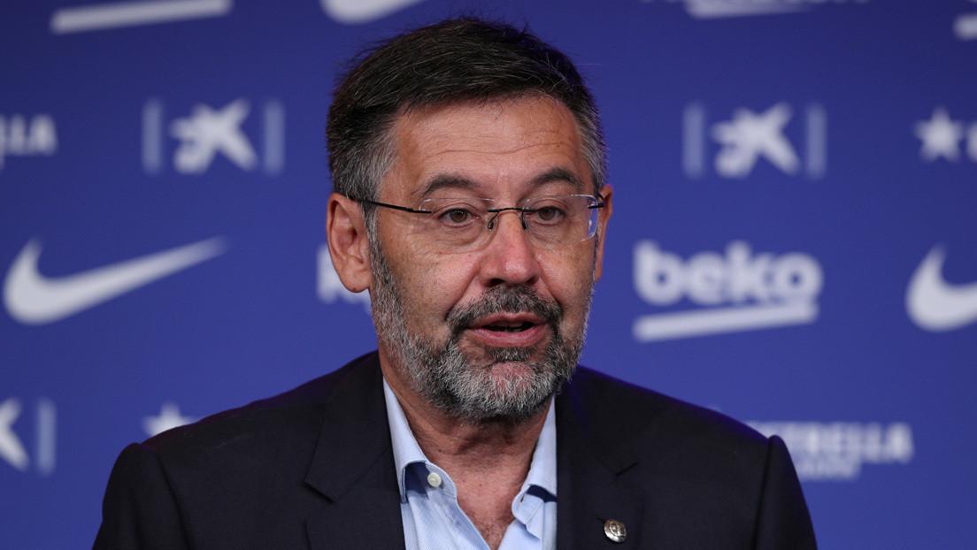 Detienen a Josep Maria Bartomeu, expresidente del FC Barcelona, por el caso 'Barçagate'
