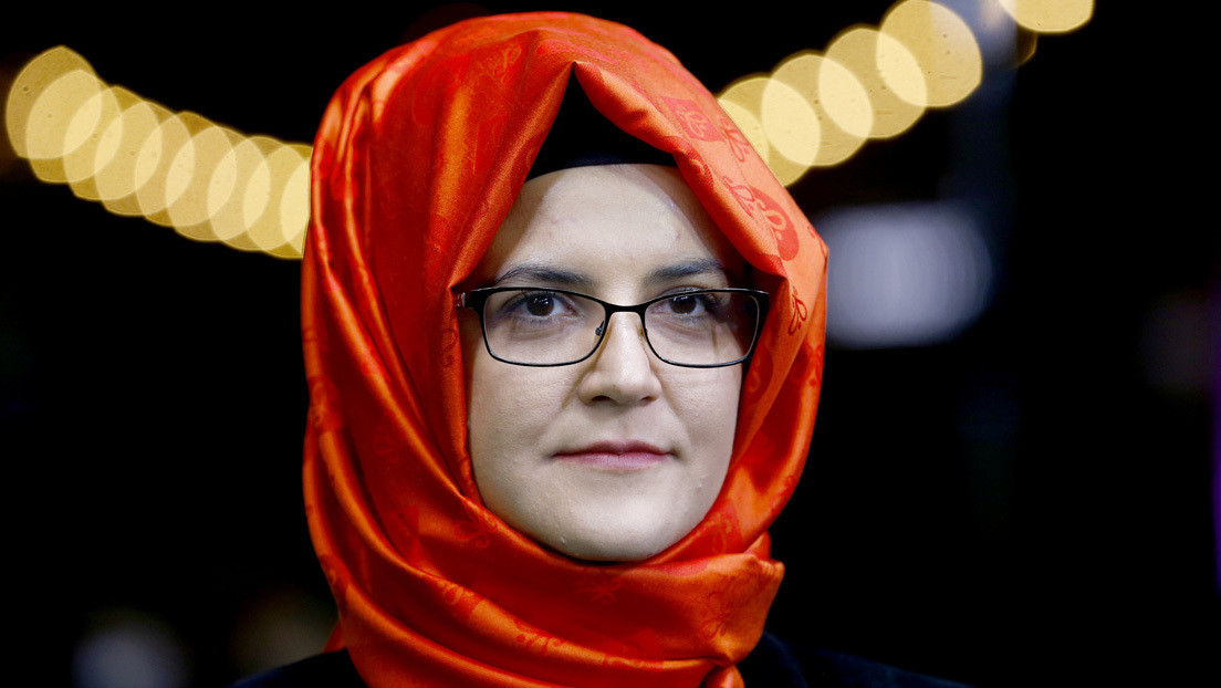 "La prometida del periodista Jamal Khashoggi pide ""castigar sin demora"" al príncipe heredero saudita"