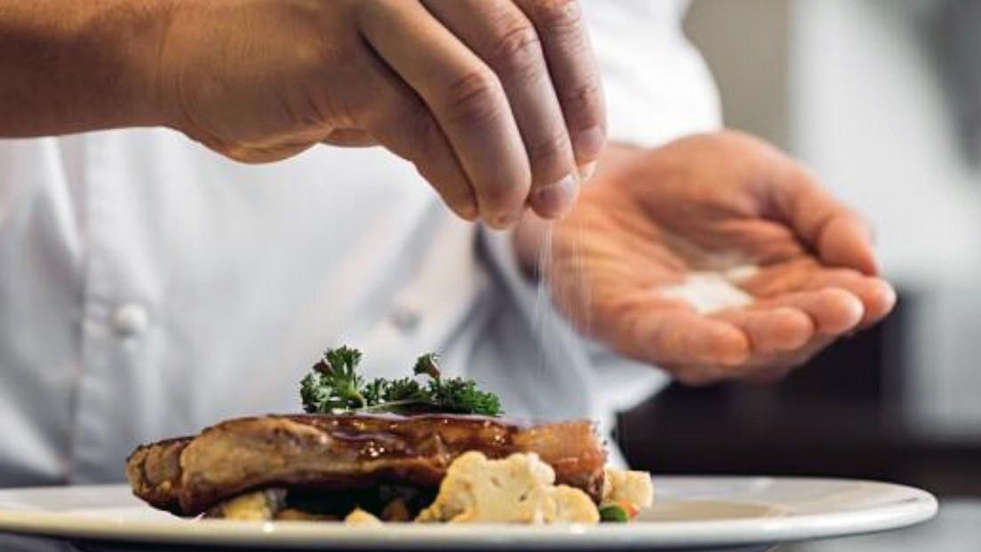 """""""En nombre de la ciencia"""": un chef explica cómo preparar un filete de carne con una tostadora"""