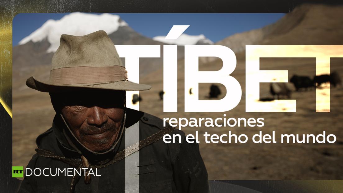 Tíbet: reparaciones en el techo del mundo