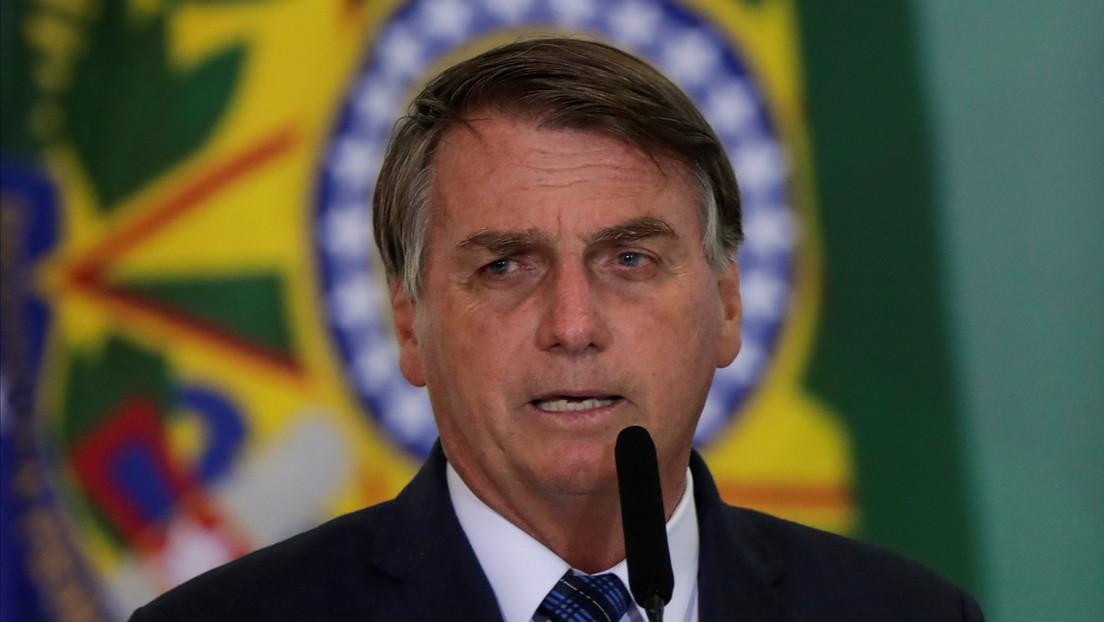 """Gobernadores de 16 estados de Brasil acusan a Bolsonaro de """"producir información distorsionada"""" sobre los recursos para la pandemia"""