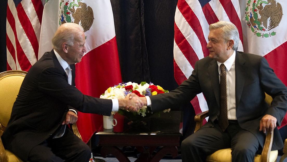 Política migratoria, pandemia y acuerdo T-MEC: los temas de López Obrador y Biden en su primera videoconferencia
