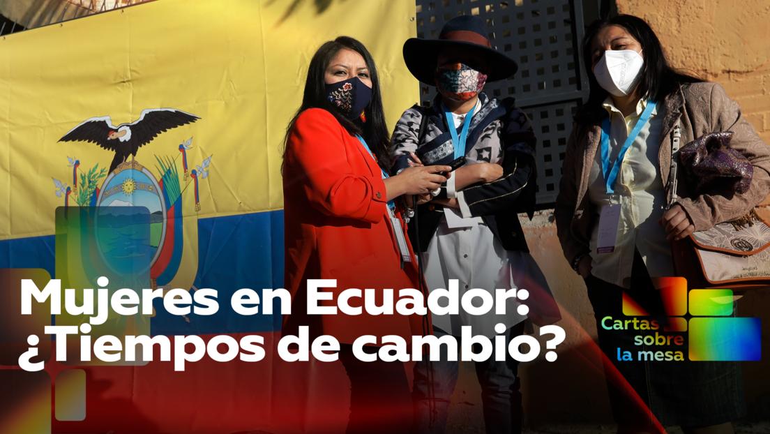 Mujeres en Ecuador: ¿Tiempos de cambio?