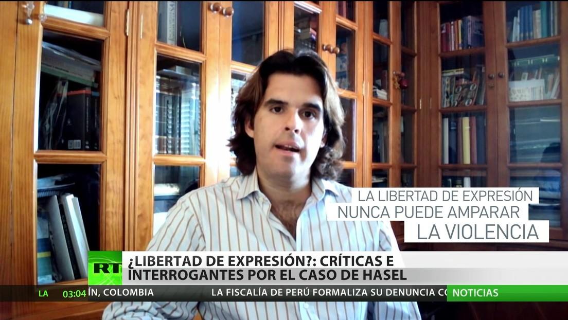 ¿Libertad de expresión?: críticas e interrogantes sobre el caso del rapero español Pablo Hasél