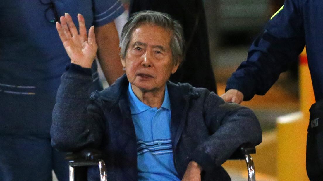 """La Fiscalía peruana acusa a Fujimori de llevar a cabo esterilizaciones masivas y forzosas para """"disminuir los niveles de pobreza"""""""