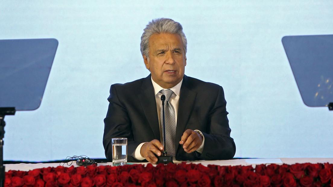 Lenín Moreno solicita la desafiliación del partido que lo llevó al poder en 2017, después que iniciaran un proceso disciplinario en su contra