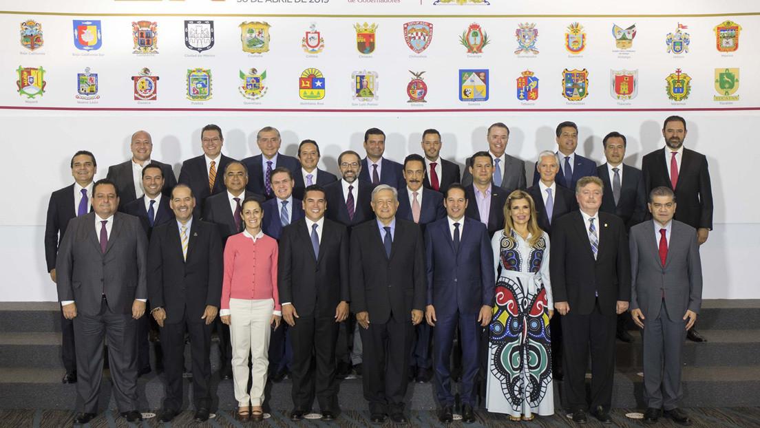 ¿Por qué en México es tan tensa la relación entre el presidente y los gobernadores?