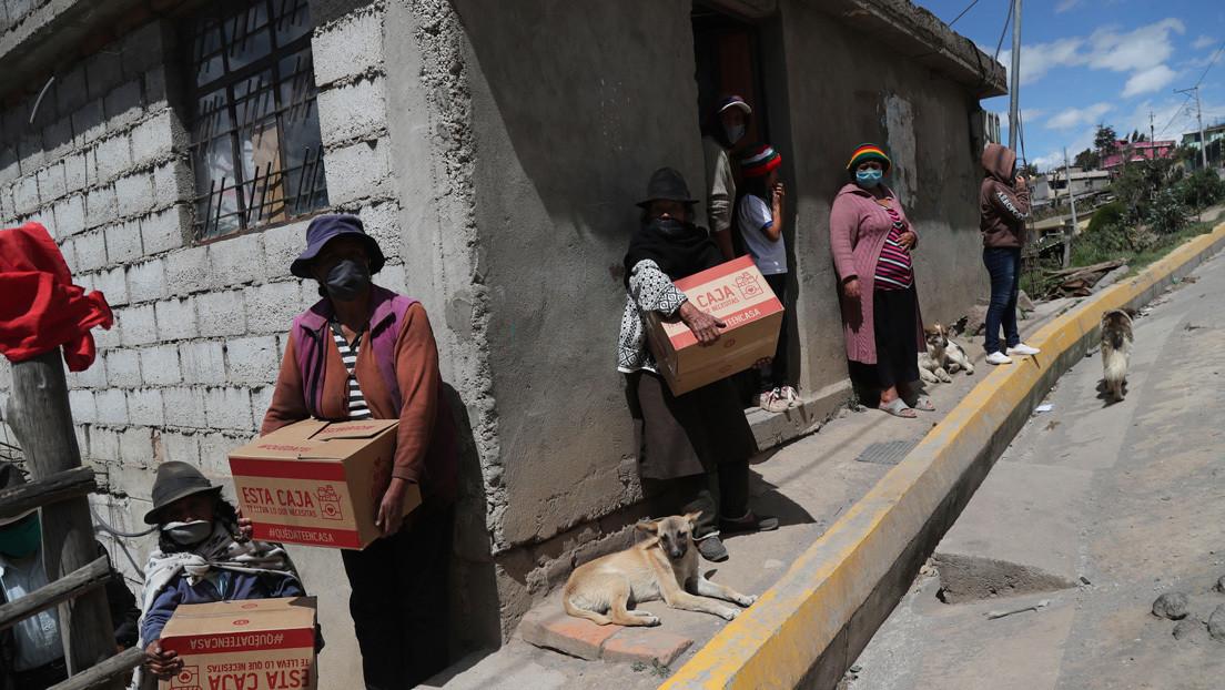 Se disparan las cifras de pobreza e informalidad laboral en Ecuador al cierre de 2020