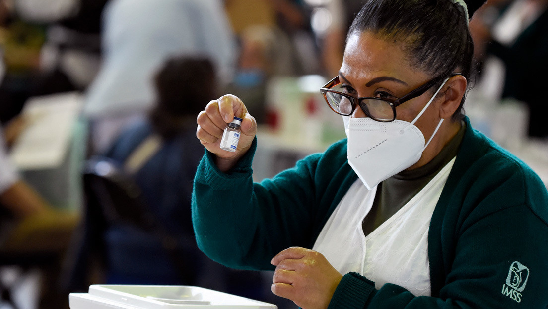 México acumula 4,6 millones de dosis de vacunas recibidas, tras el arribo de un lote con 852.150 unidades