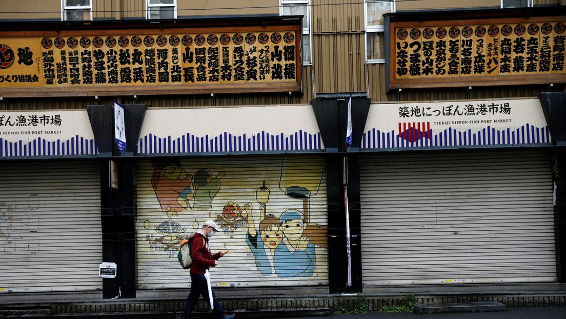 Jefe de la organización criminal Yakuza se queja de que el covid-19 ha golpeado sus ganancias
