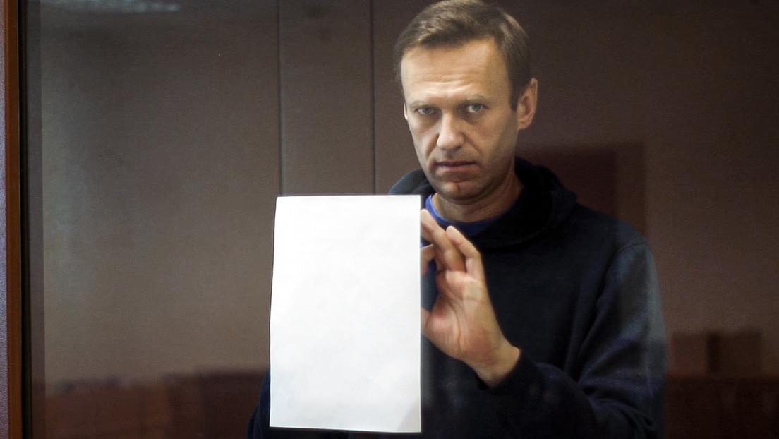 """Rusia responde a las sanciones de EE.UU. por el caso Navalny: """"Reaccionaremos con reciprocidad, no necesariamente de forma simétrica"""""""