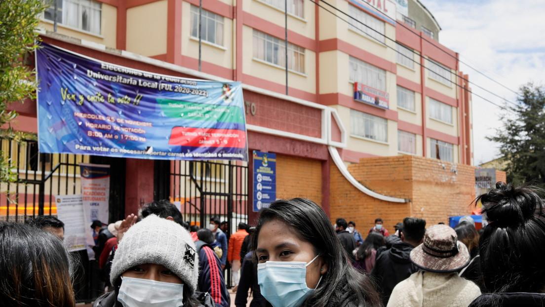 Se eleva a siete el número de estudiantes que fallecieron por caer al vacío tras romperse una baranda en una universidad de Bolivia