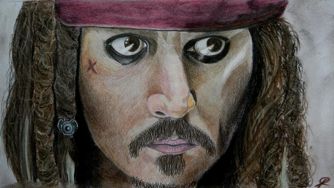 Un pescador noruego explica por qué el capitán Jack Sparrow camina de forma tan extraña (VIDEO)