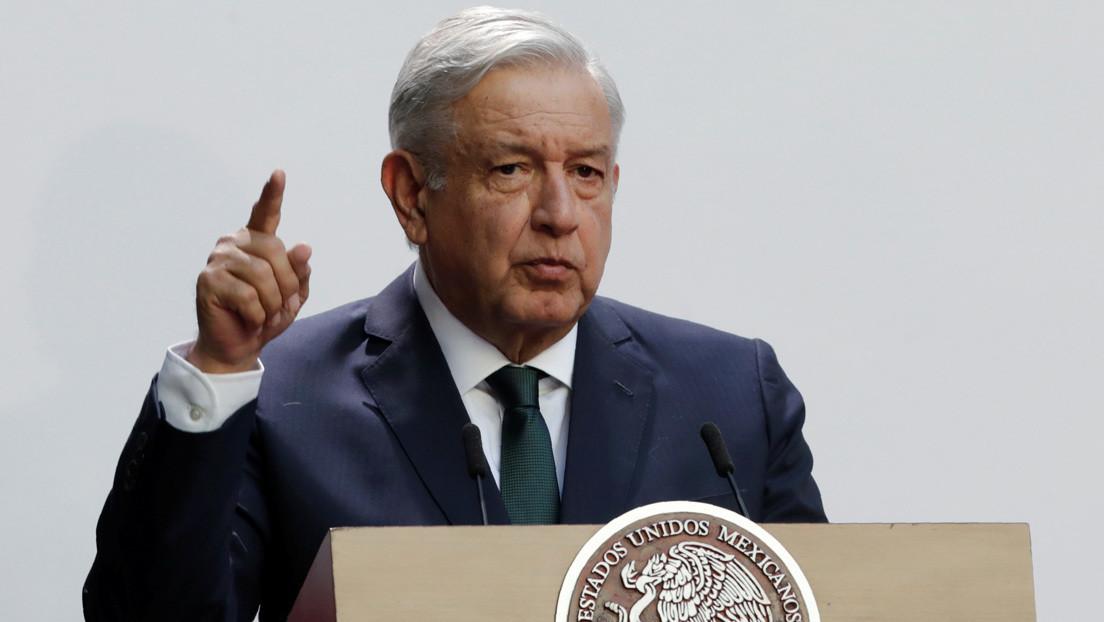 """López Obrador anuncia un acuerdo con """"la famosa empresa"""" Odebrecht para evitar los tribunales internacionales"""