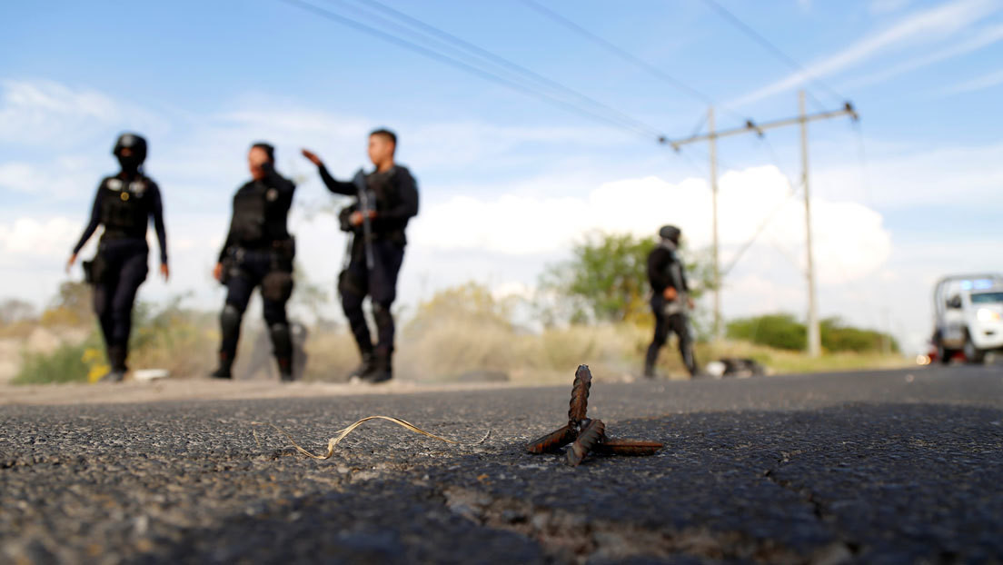 """Los 9 cárteles mexicanos que suponen """"la mayor amenaza del narcotráfico"""" para EE.UU."""