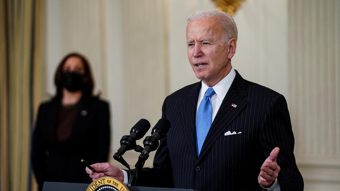 """Biden extiende la declaratoria de emergencia que considera a Venezuela """"una amenaza inusual y extraordinaria"""" para EE.UU."""