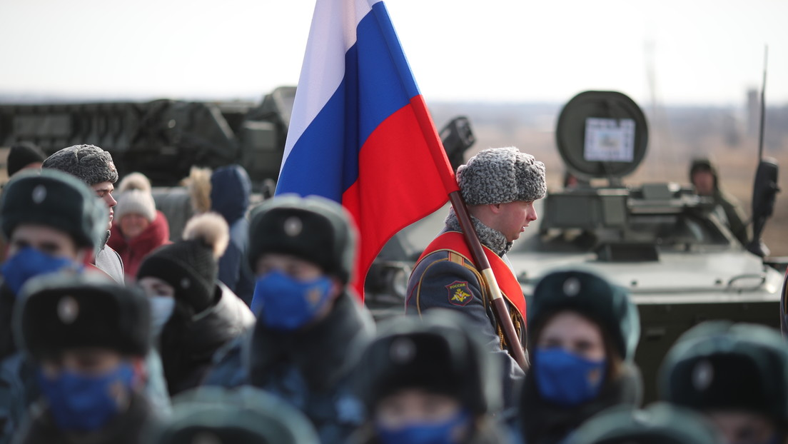EE.UU. prohibe la exportación de artículos de defensa a Rusia y Moscú señala que no ha recibido sus armas desde la Segunda Guerra Mundial
