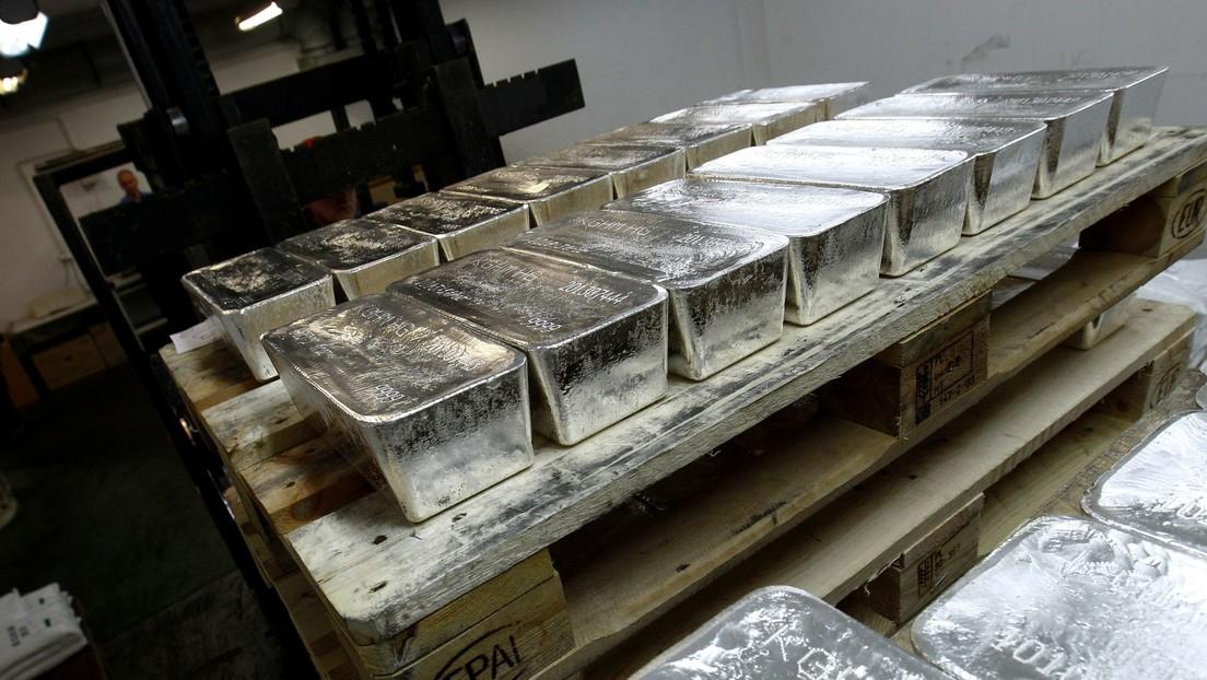 Ladrones compran una casa para cavar un túnel hacia el sótano de su víctima y llevarse 400 kilos de plata