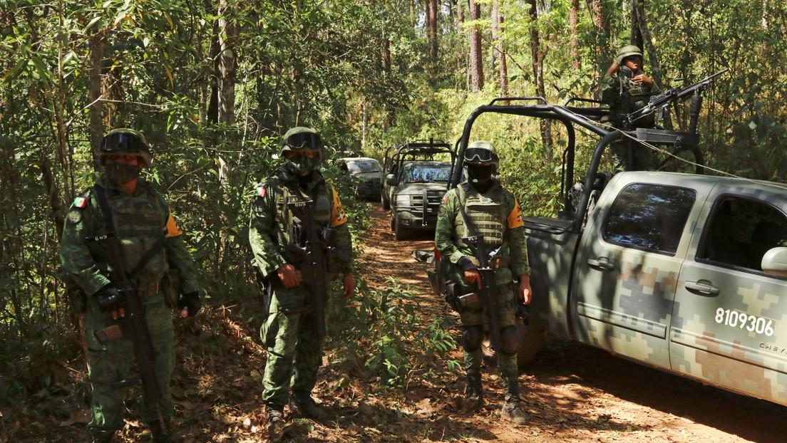 Bloomberg: un funcionario de la Casa Blanca declaró  el fracaso de la guerra contra el narcotráfico ante el Gobierno mexicano
