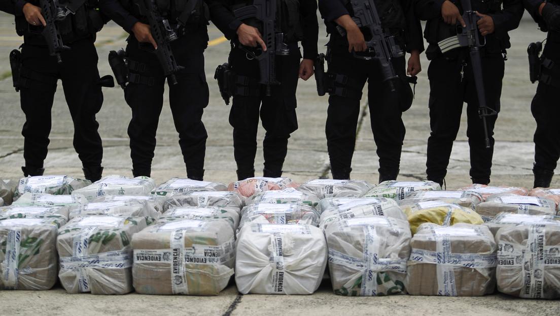 Ecuador incauta más de 430 kilos de cocaína en una avioneta procedente de Centroamérica