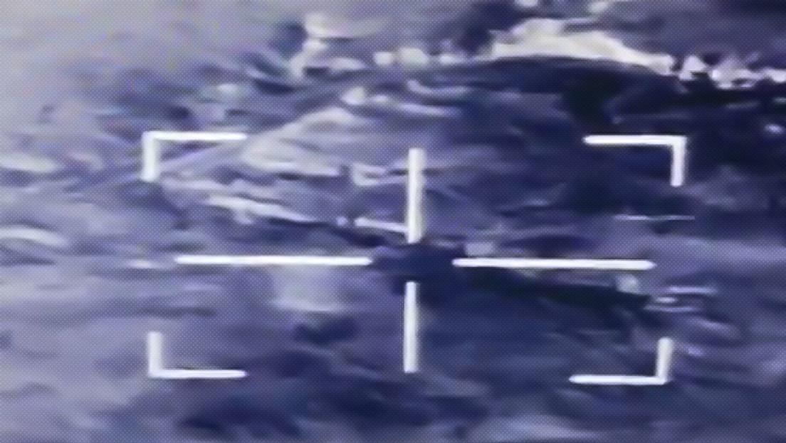VIDEO: Cazas iraquíes atacan objetivos terroristas del Estado Islámico escondidos en una red de cuevas