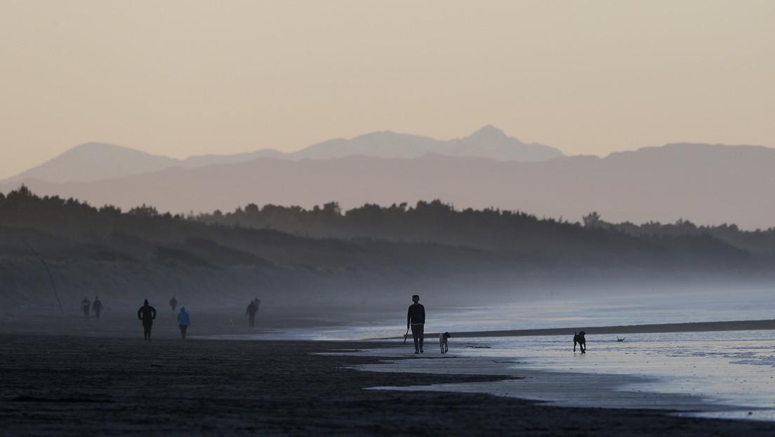 Alerta de tsunami tras el segundo terremoto de magnitud superior a 7 que sacude las costas de Nueva Zelanda