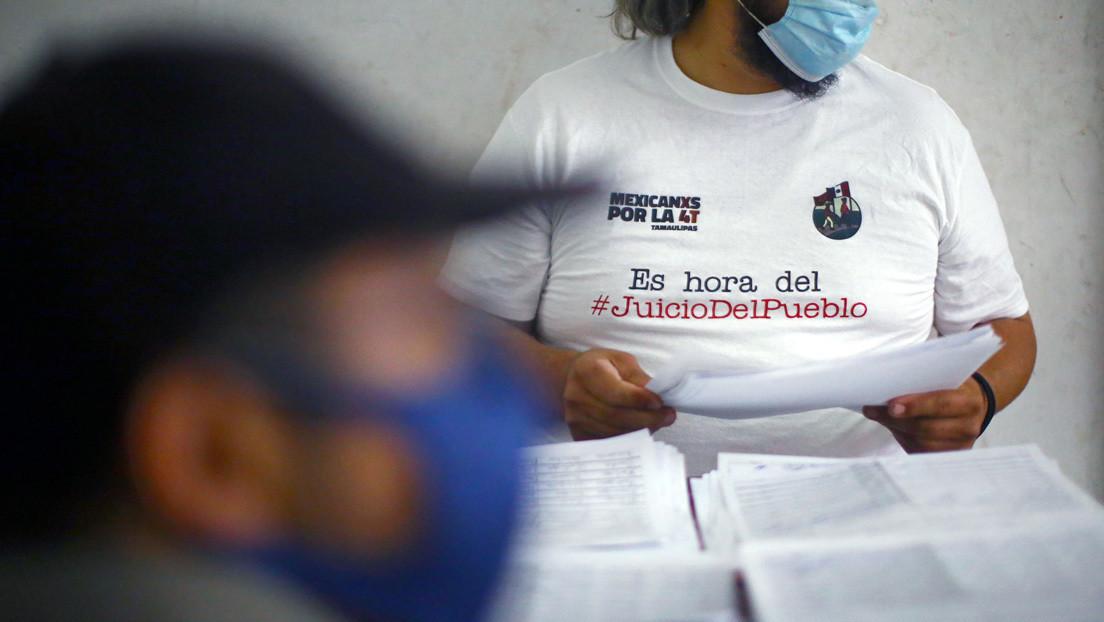 """El plan de México para impedir que el """"partido de la delincuencia organizada"""" gane las elecciones intermedias"""