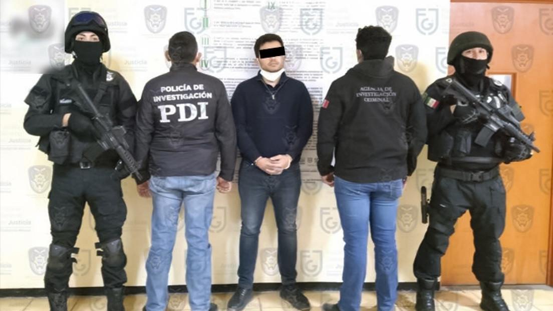 Detienen en México a un sobrino del narcotraficante Caro Quintero