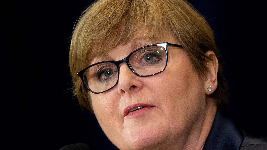 """La ministra de Defensa de Australia se disculpa por tachar de """"vaca mentirosa"""" a una supuesta víctima de violación"""