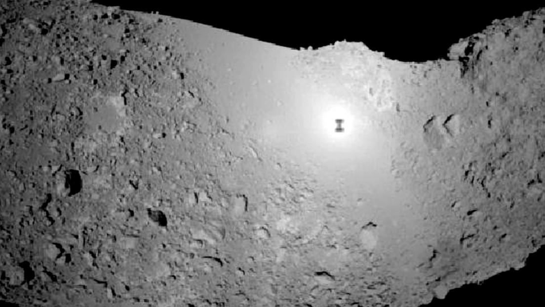 Hallan por primera vez en un asteroide compuestos orgánicos esenciales para la vida