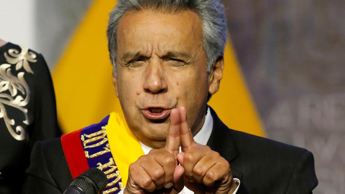 El partido Alianza País expulsa al presidente Lenín Moreno de sus filas
