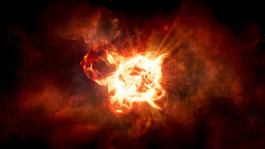 Revelan qué es lo que atenúa a las estrellas más gigantescas de nuestra galaxia y qué destino les depara a estas